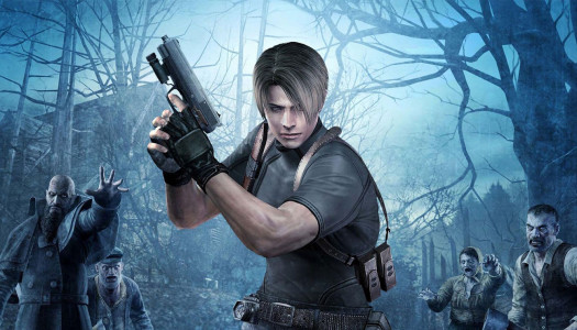 Resident Evil 4 Retro Reflection