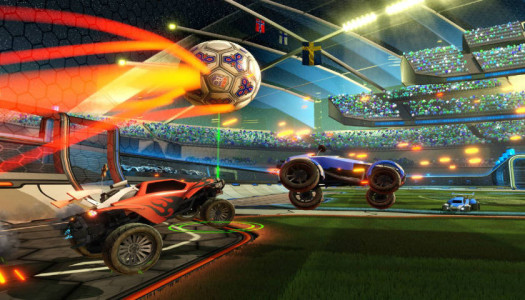 Rocket League Gets Portal Themed DLC
