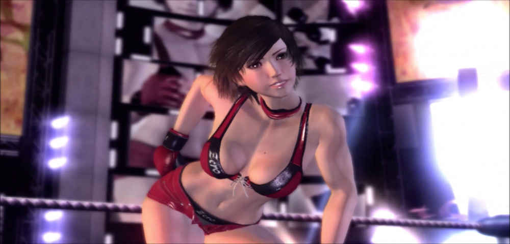 Rumble Roses XX worst wrestling games