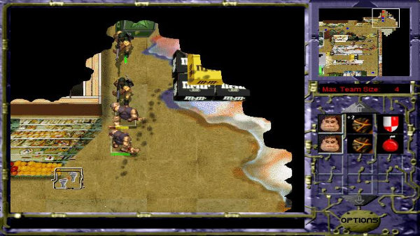 small soldiers squad commanders screen
