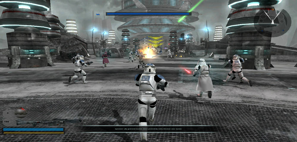 Star Wars Battlefront 2 storm troopers