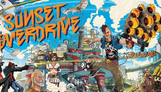 Sunset Overdrive Review – Sunny Delight
