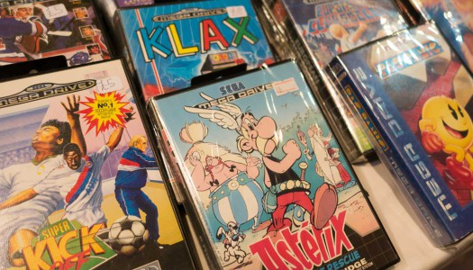 Super Retro Games Fair Leeds