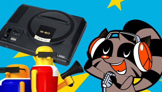 Episode 14: Sega Mega Drive Memories