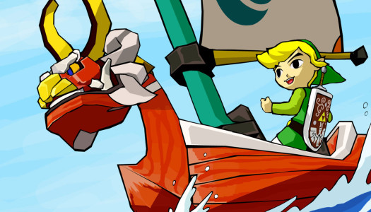 The Legend of Zelda: The Wind Waker Retro Reflection