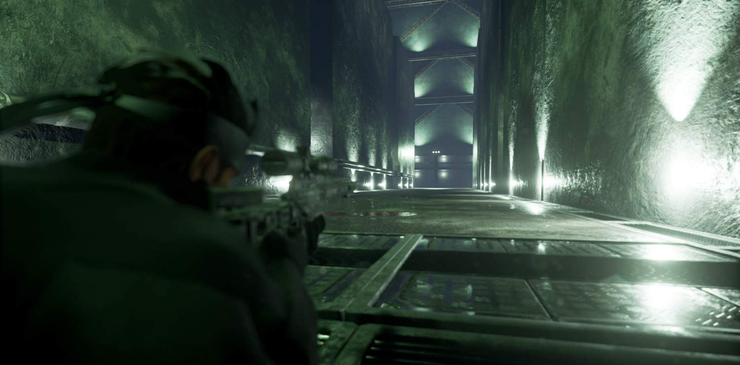 the metal gear solid remake that may never happen