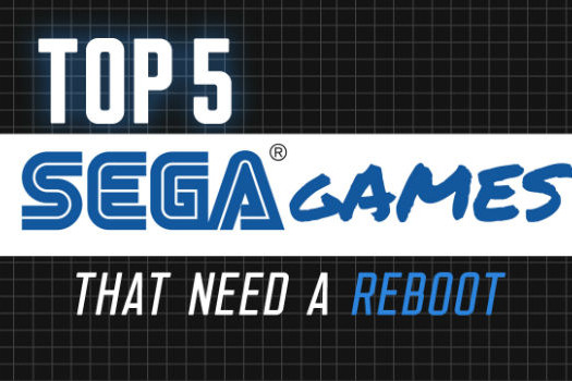 top 5 sega games that deserve a reboot