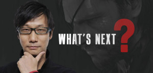 What's Next for Hideo Kojima