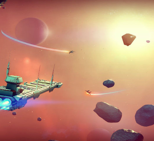 why No Man's Sky was my game of E3