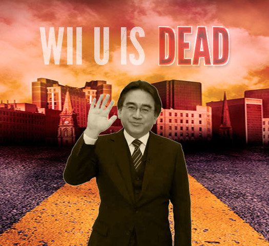 the wii u is dead