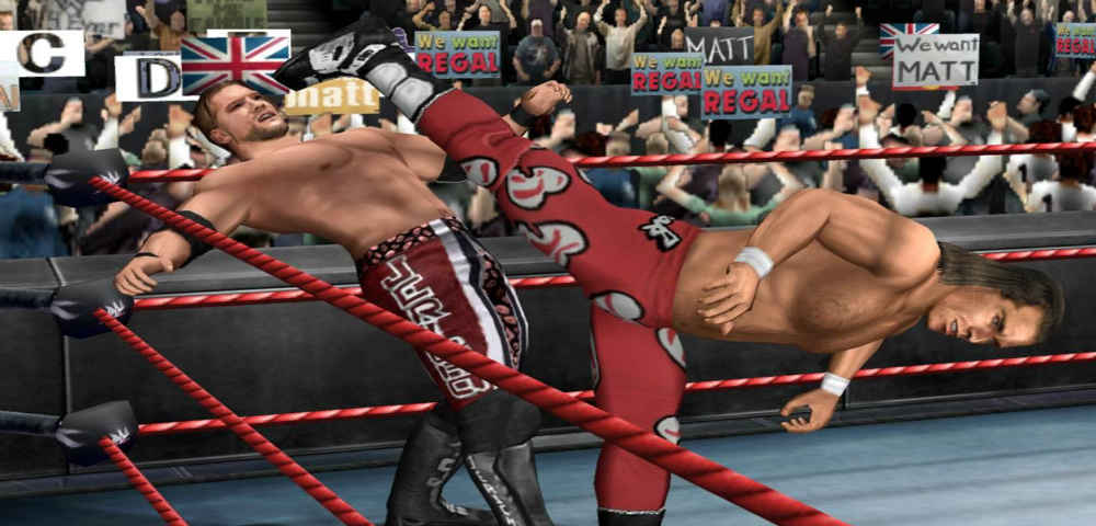 WWE Wrestlemania XIX best wrestling games