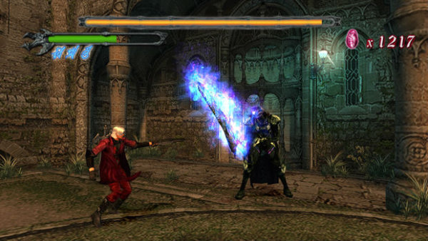 Devil May Cry PSOne