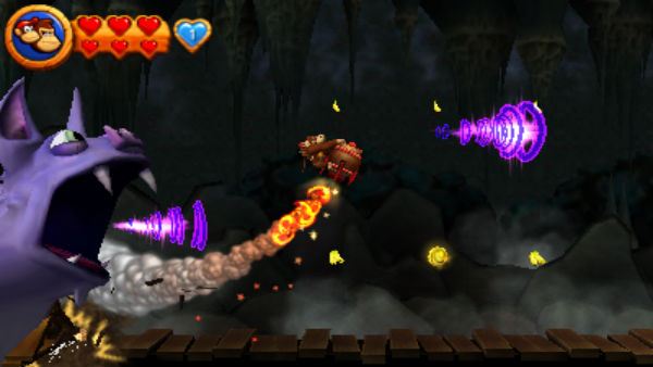 Donkey Kong Country Returns 3D Bat