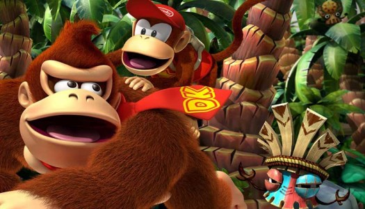Donkey Kong Country Returns 3D Review – Ape Escape
