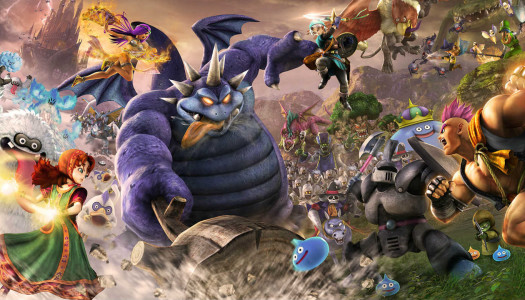 Dragon Quest Heroes Review – Slime Grind