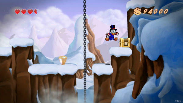 DuckTales Remastered Himalayas
