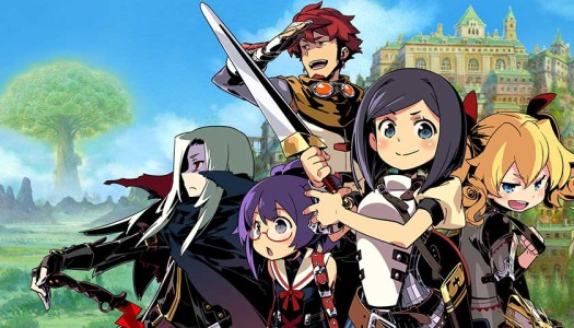 Etrian Odyssey IV: Legends of the Titan Review – Mapping Out Monsters