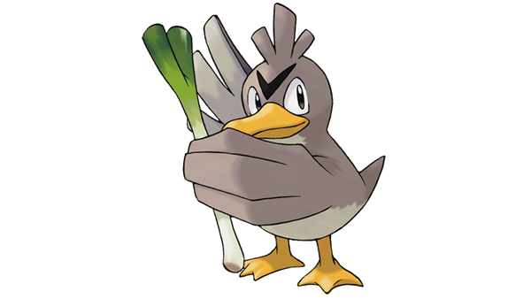 Farfetch-d pokemon