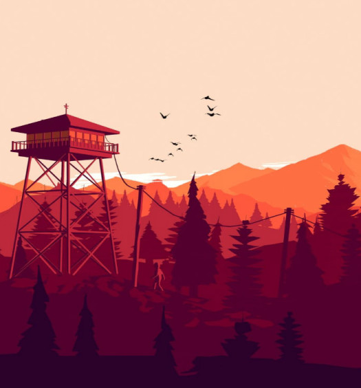 I didn't think firewatch was that great