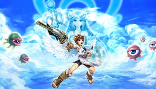 Kid Icarus Uprising Review – Angel Delight