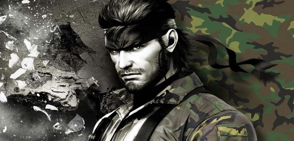 Metal Gear Solid 3D Snake Eater review