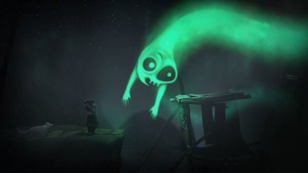 Never Alone is a joy to look at