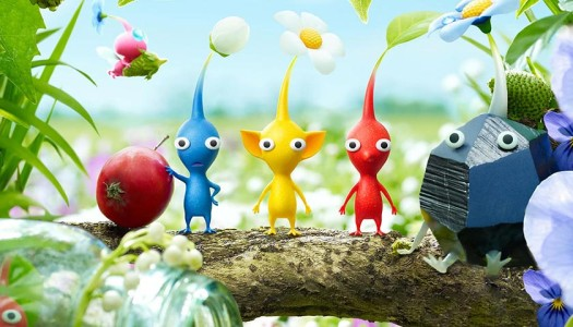 Pikmin 3 Review – Whistle While You Work