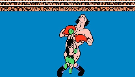 Punch-Out!! Retro Reflection