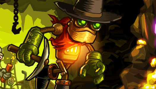 SteamWorld Dig Review – Robo Rodeo