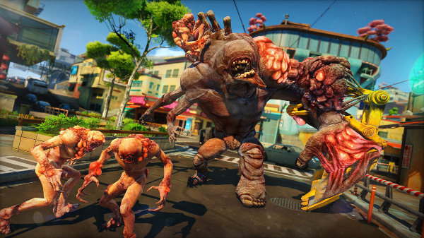 Sunset Overdrive enemies