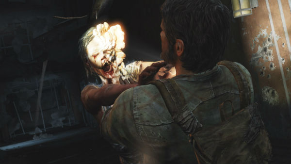 The Last of Us clicker