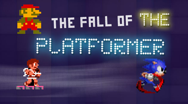 The Fall of the platformer