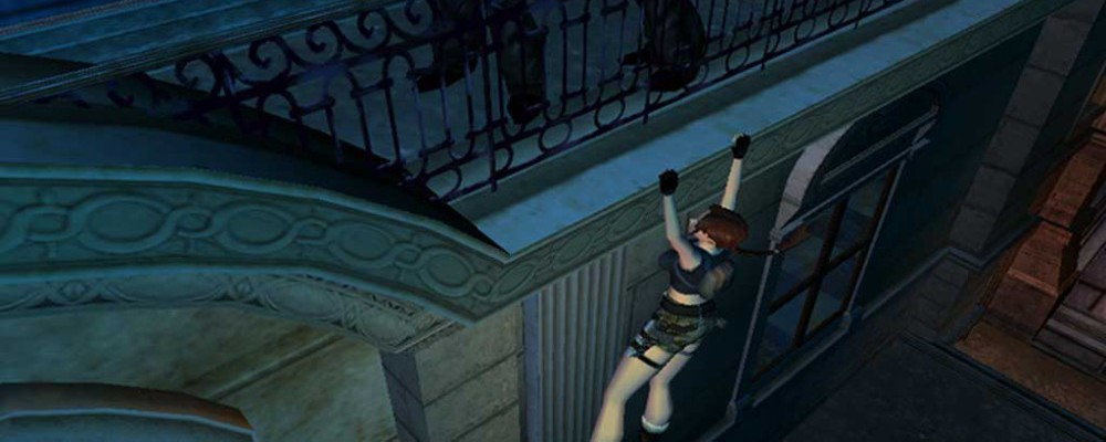 Tomb Raider: Angel of Darkness stealth