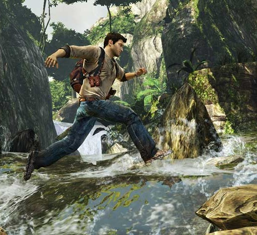Uncharted Golden Abyss review