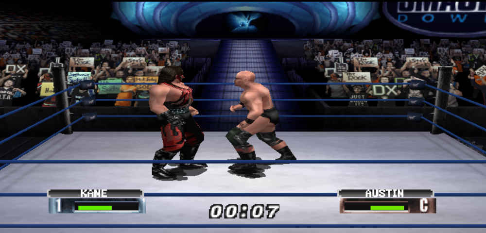 WWF No Mercy best wrestling games