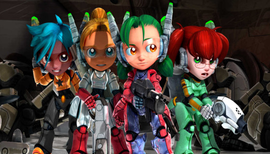 Assault Android Cactus Review – Trigger Happy