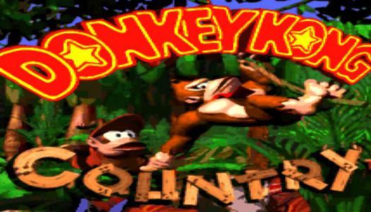 Donkey Kong Country Retro Reflection