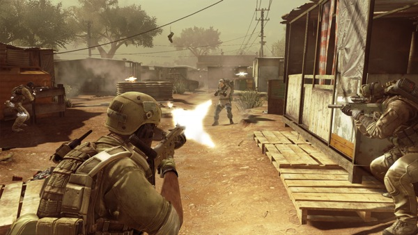 Ghost Recon Fire Fight