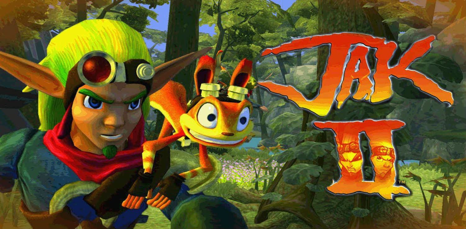 Jak II: Renegade retro reflection