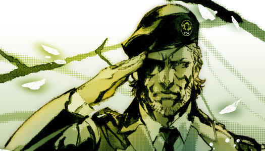 Metal Gear Solid 3: Snake Eater Retro Reflection
