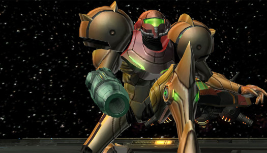 Metroid Prime Retro Reflection