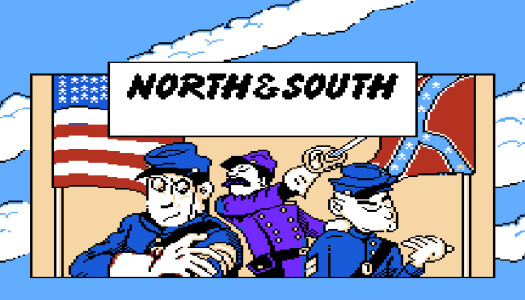 North & South Retro Reflection