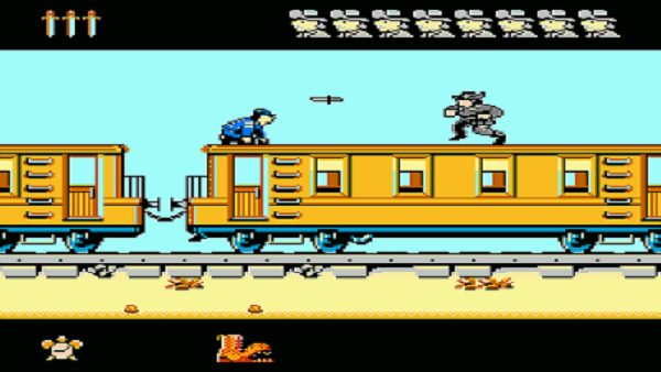 North & South train NES