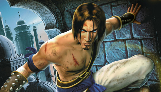 Prince of Persia: The Sands of Time Retro Reflection