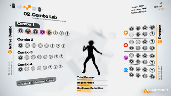remember me combo lab