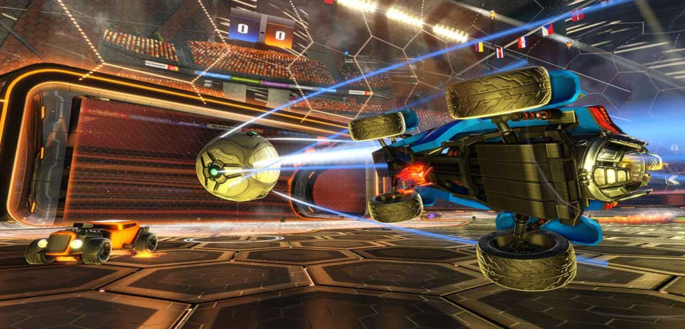 Rocket League cross play