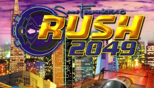 San Francisco Rush 2049 Retro Reflection
