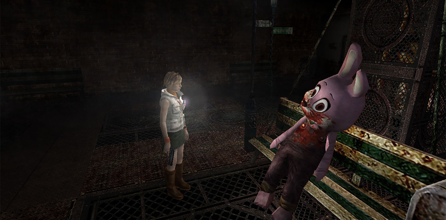 scariest gaming moment