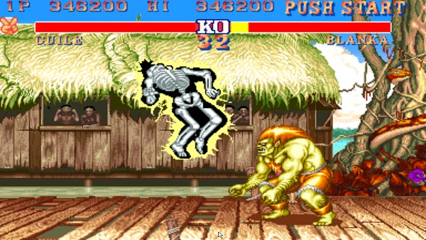 Street Fighter 2 Blanka