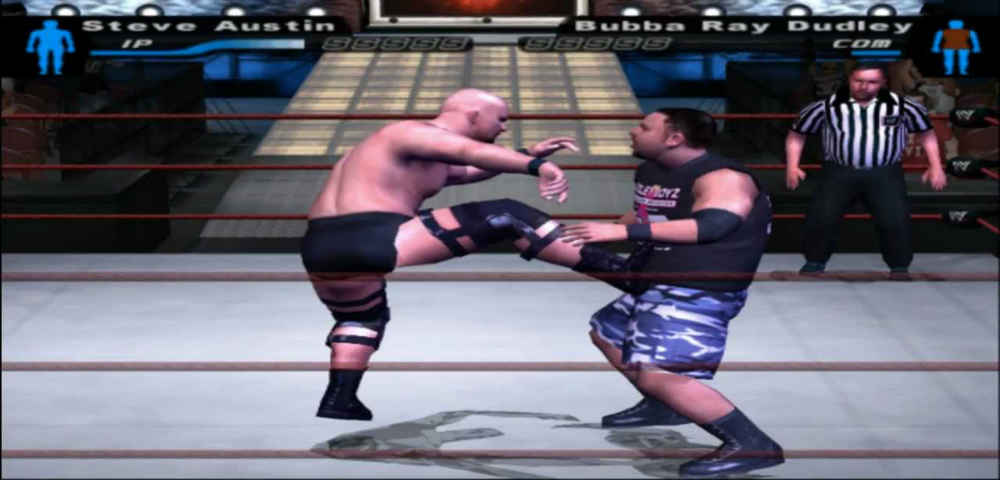 SmackDown!: Here Comes The Pain best wrestling games
